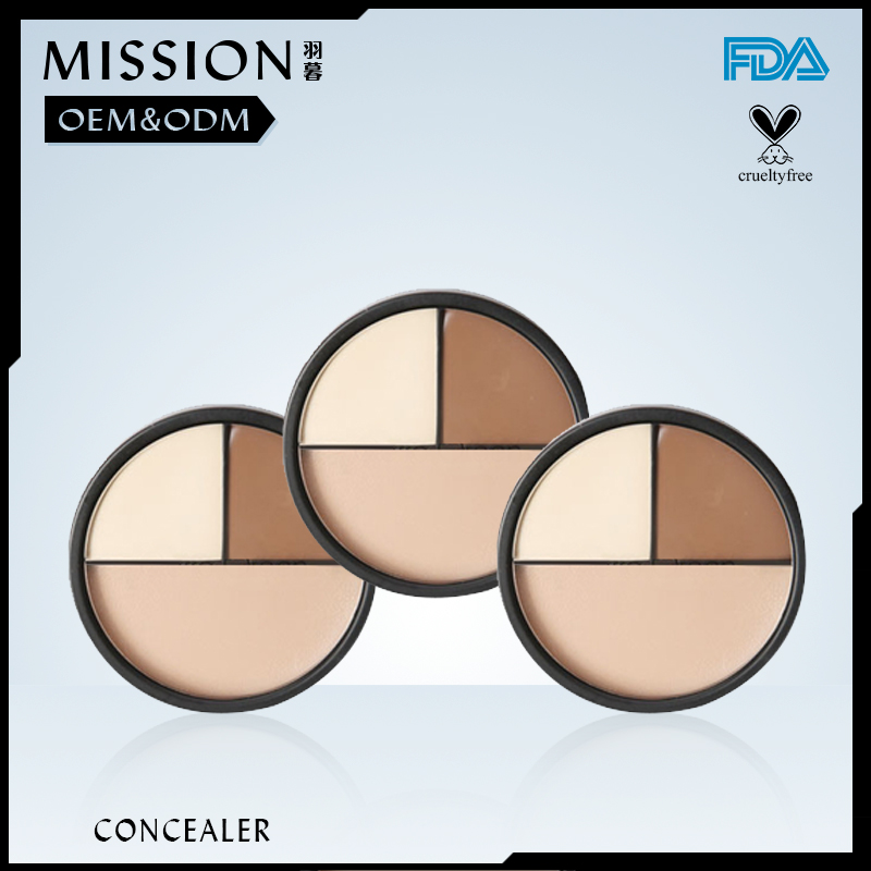 Alibaba Waterproof face make up mineral powder concealer