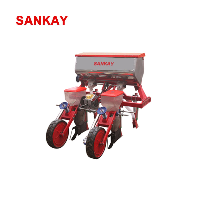 Agriculture Machinery Equipment Maize Seeder 2 Row No Till Corn