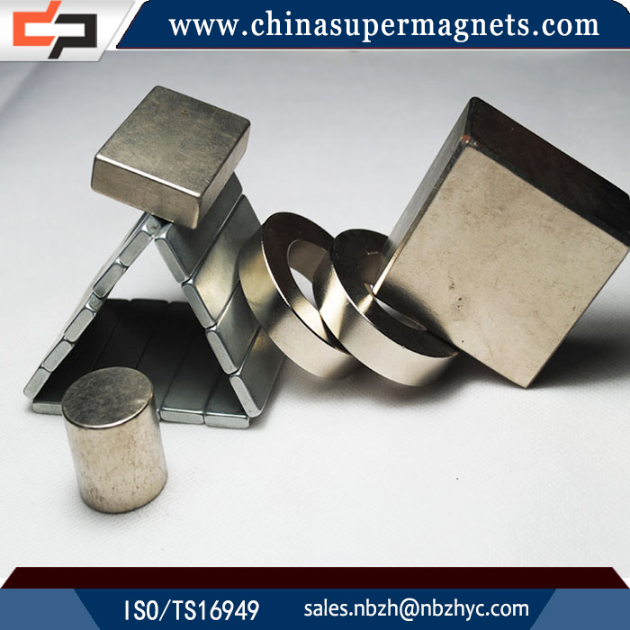 Environmental Customized Industrial high standard magnatic 216 neodymium magnet 15mm*7mm