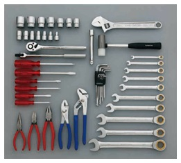 3770d9703a3 Supertool Professional Tool Set For Maintenance Of Motorbike