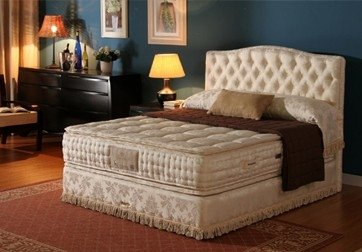 Crown Jewel bed