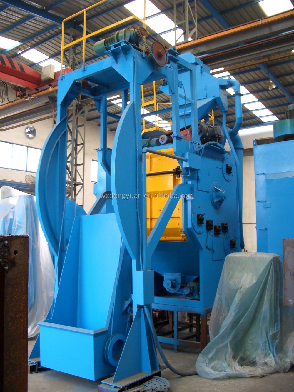 automatic shot blasting machine pdf