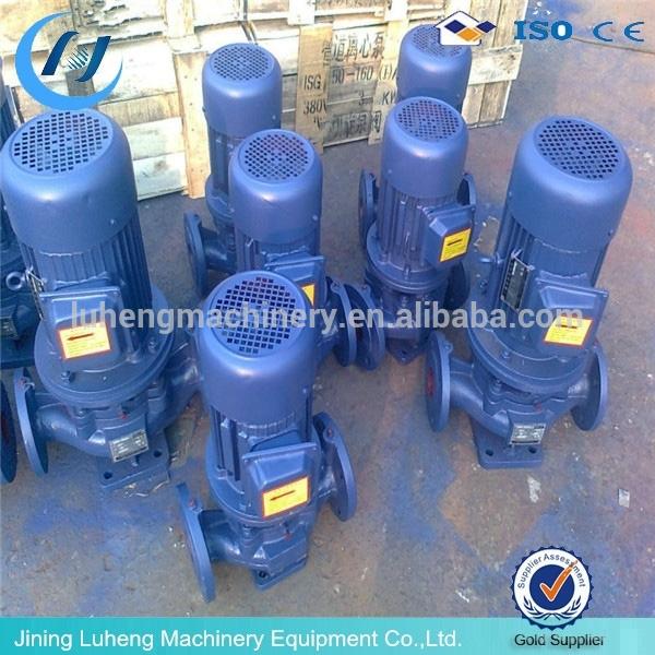 ISG Inline Water Booster Pump/Inline Water Pressure Pump Booster
