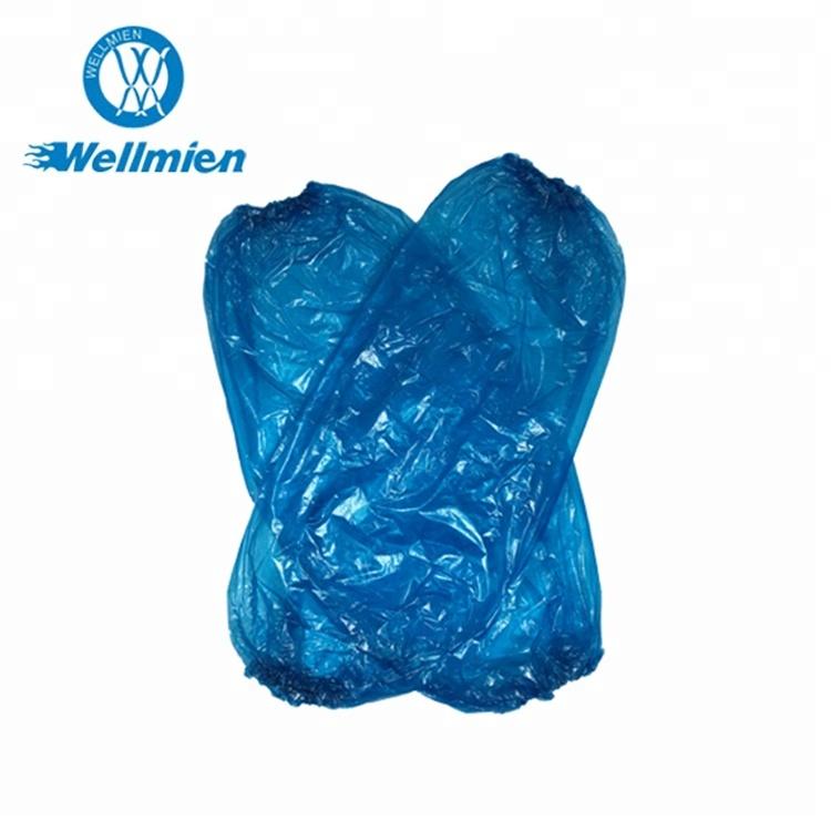 Plastic Disposable Waterproof Oversleeve PE Sleeve Cover
