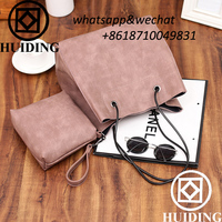 2017 two pcs set bag retro bag