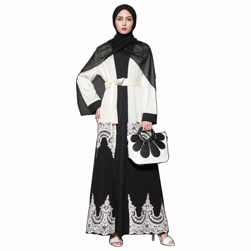 Wholesale frock design abaya latest design muslim dress sudan muslim abaya thobe coat design abaya