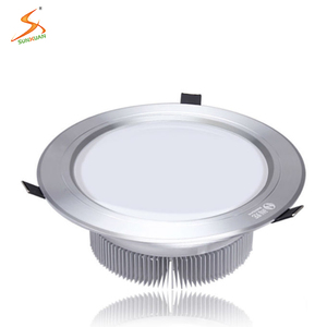 Hot sale high quality indoor lighting round cob led down light 18w