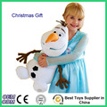 Hot Sale 23 30 50cm Olaf Plush Toy Doll Kawaii Snowman Stuffed Toys Anna Elsa Olaf