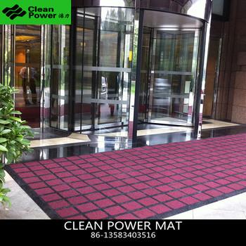 Miliken Carpet Insert High Quality Entrancet Rug And Mat To Front