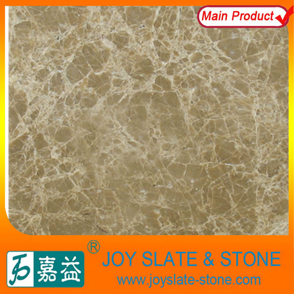 FINE CHINESE light emperador marble TILE