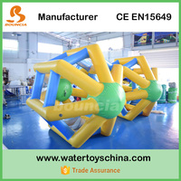 Factory Price Inflatable Roller Wheel For Water Games