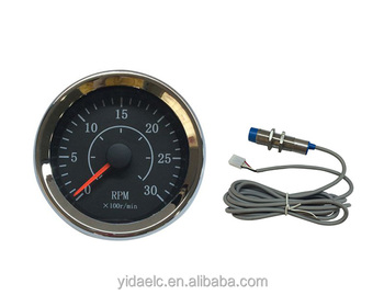 Rd-85 Analog Pointer Tachometer,Marine Tachometer - Buy Digital  Tachometer,Sensor Tachometer,Mini Digital Panel Meter Product on Alibaba com