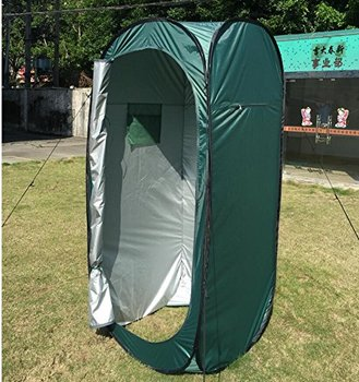 C&ing Privacy Tent Shelter Outdoor Portable Toilet Bathroom Changing Room & Camping Privacy Tent Shelter Outdoor Portable Toilet Bathroom ...