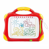Colorful Baby Magic Slate Children'S Magnetic Doodle Drawing Board For Kids