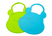 Top level new arrival unique cheap silicone baby cute bibs