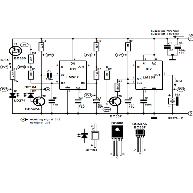 Great Simple Pcb Design Ideas - Simple Wiring Diagram Images ...