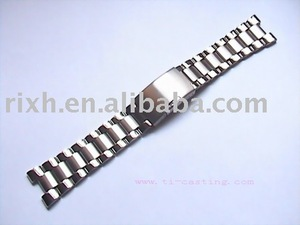 Titanium Watchband /titanium watch spare parts/watch base