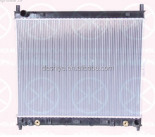 Quality brazed Car Radiator 2131008223 for SSANG YONG: Rexton