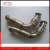 STAINLESS EXHAUST DOWNPIPE FLEX DOWN PIPE FOR 08-14 BMW X6/X5/5-/7-SERIES N63B44 4.4 V8
