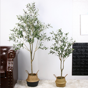Small Artificial Olive Trees Plant, Cheaper Olive Trees in Pot, Ornamental Olive Tree