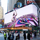 hd tv big full color outdoor large advertising p10 led display screen prices