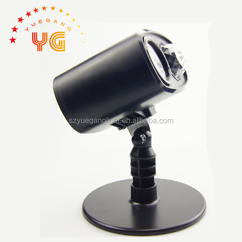 Christmas led projector light 14 replacebale slides Kaleidoscope projection light