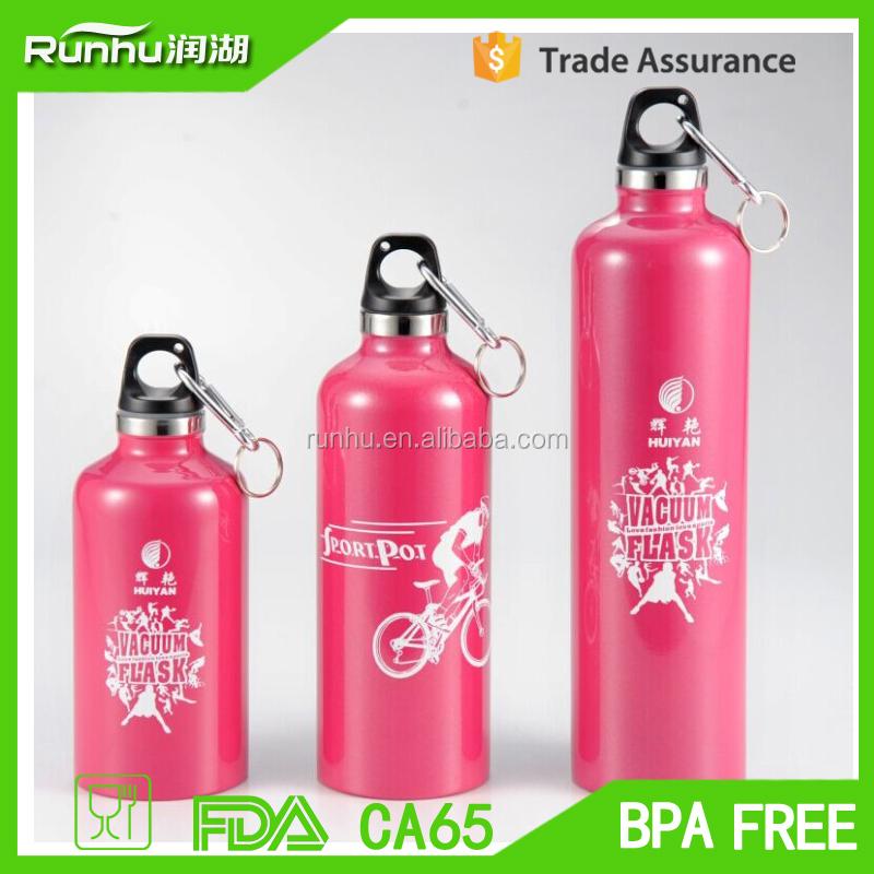 500 ml 750 ml bouteille d'eau de sport nike BPA livraison de la chine