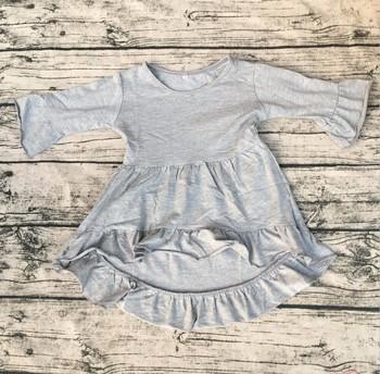 110ac273e Wholesale High Quality Baby Kids Dress New Fashion Cotton Frocks ...