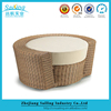 Popular Lowcost Round Modern Footstool Ottoman