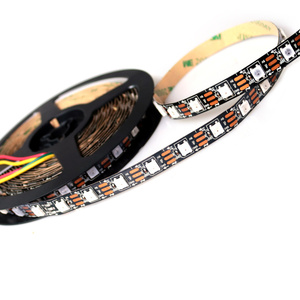 Shenzhen dc5v 6812 smd5050 addressable manufacturers supply custom rgb led  strip for clothes led tape light holiday lights