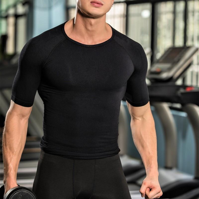 Oem Athletic Men Workout Sport T-shirts