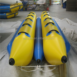 Inflatable Water Games Fly Fish Banana Boat P5023B1