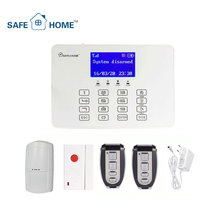 APP Control Home Guard Simple Safe House Security Alarm System,Salable Smart Home Ethernet GSM Alarm System