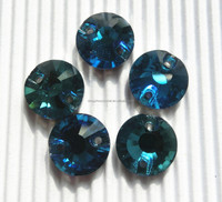 Flat Back Glass Beads Crystal Sew on Stones for Garment Decoration