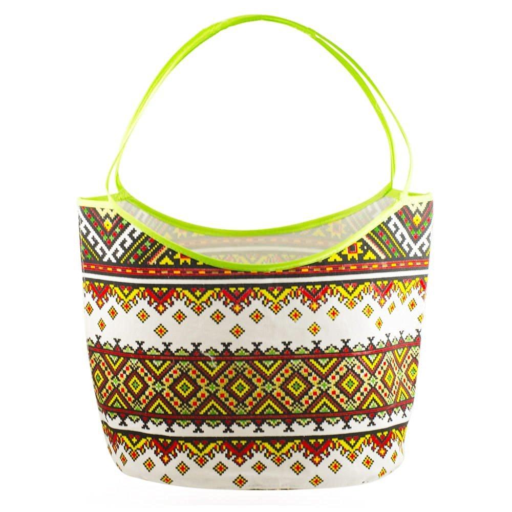 Embroidery Design Easter Basket