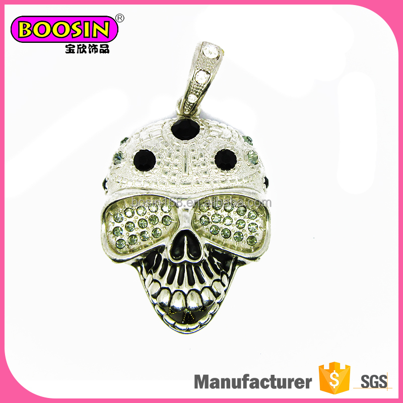 Customized accessories hip hop necklace charms chunky pendant