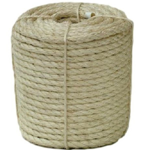 6mm 8mm macrame manila abaca asbestos natural price hemp cotton felt wool raw colored bulk jute sisal rope