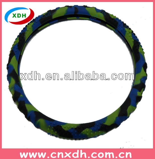 Antique Steering Wheel Cover/Silicone steering Wheel Cover Supplier