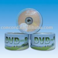 DVD-R, 8X