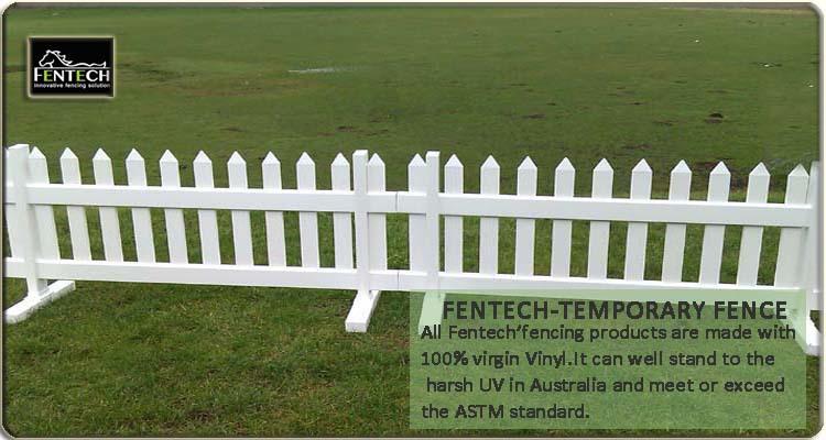 Easy Install Portable Garden Fence , Garden Fence