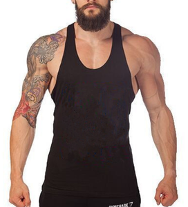 Hot Selling Sports Vest Gym Tank Top OEM Logo Wholesale