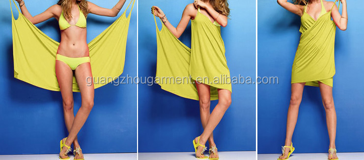 2015 Oem-großhandel Billige Chiffon Sommer One Size Sexy Ladies Open ...