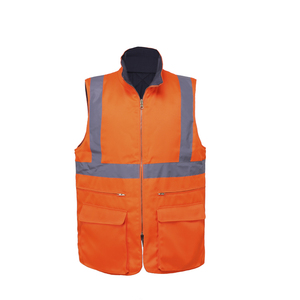 OEM design waterproof and good quality Sleeveless multi pocket vest