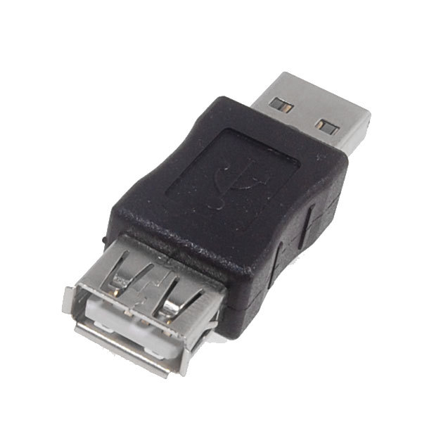 USB 2.0 male to USB Female Adapter Connector