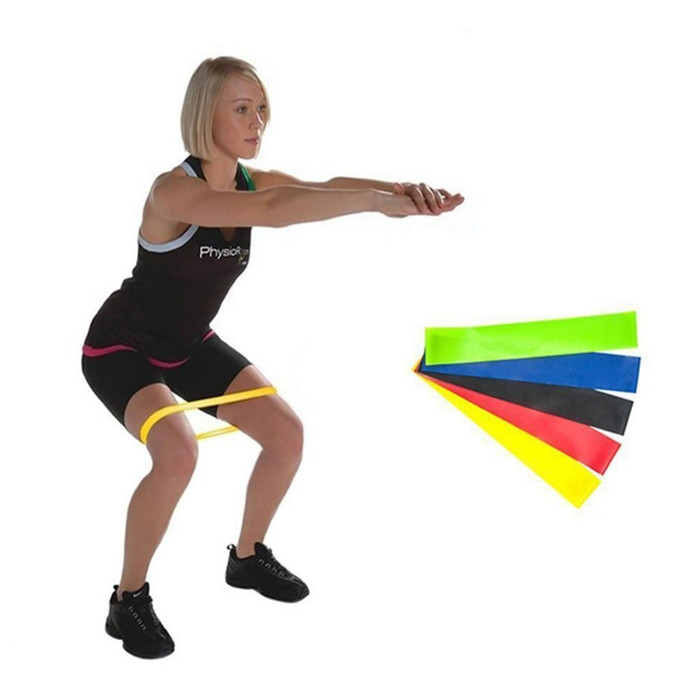 wholesale exercise resistance loop band set