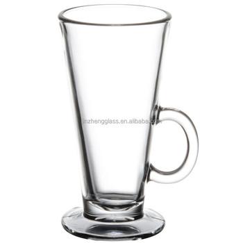 De Pied En tasse Tasse Verre Café Verre verre Thé Irlandais À Buy Irlandais Pieds D2E9YIHW