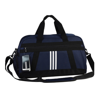 63449349378 Promotion cheap personalized big nylon outdoor travel duffle bag custom  made practical sports gym bag for