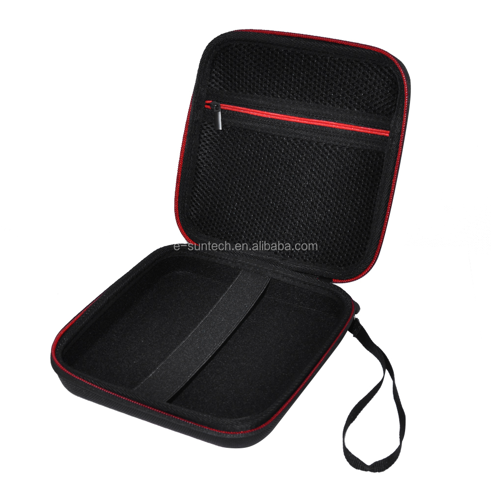 Shockproof Storage Carrying Case Bag for Protecting External USB CD DVD Optical Drive