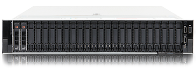PowerEdge R740XD 2U Server Xeon Gold 5118 12 Core 2.3G Hz/64G ECC/6*1.8 T 10 K/H730P/750 W/UNTUK Dell