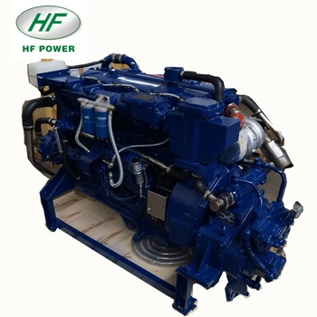 Hfpower 6112ti 200hp Marine Engine Boat Engines Manufacturer Fishing Boat  Motor Marine Diesel Engine - Buy 150hp Marine Engine Inboard,180hp Boat